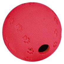 Hračka Labyrint-Snacky míč na pamlsky tvrdá guma 6 cmTRIXIE