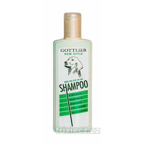 Gottlieb pes šampon s nork. olejem Smrkový 300ml (06720)