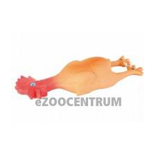 Hračka MINI latexový kohoutek15 cm
